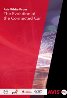 The Evolution of the Connected Car