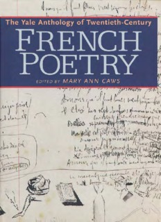 The Yale Anthology of Twentieth-Century French Poetry.pdf