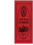 Law of War Handbook 2005