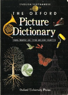 Oxford Photo Dictionary Pdf
