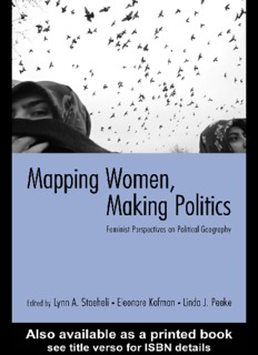 Feminist Perspectives on Political Geography ( ebfinder.com ).pdf