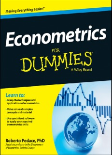 Econometrics For Dummies ( ebfinder.com ).pdf