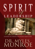Myles Munroe stands as a pillar of strength in the midst