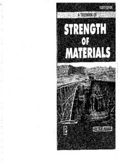 Mechanics Of Materials Textbook Pdf