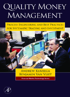 Process Engineering and Best Practices for Systematic Trading and Investment ( ebfinder.com ).pdf