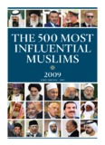 the 500 most influential muslims - The Book Foundation