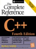 C++ The Complete Reference, 4th Edition.pdf