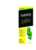 Fundraising For Dummies, 3rd Edition
