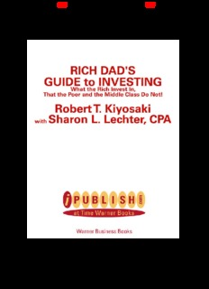 Rich Dad's Guide to Investing-Robert T.Kiyosaki.pdf