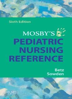 Pediatric Nursing Books Pdf
