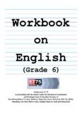 Workbook on English