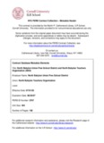 North Babylon Union Free School District and North Babylon Teachers Organization