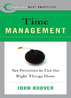 Time Management - Marc Mancini.pdf