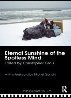 Eternal Sunshine Of The Spotless Mind Christopher Grau Pdf