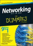 Networking All‐In‐One For Dummies