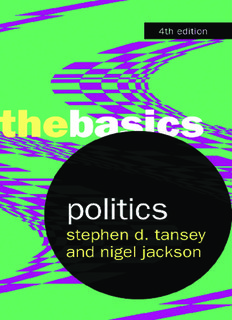 Politics_ The Basics, 4th Edition ( ebfinder.com ).pdf