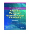 Medicinal pdf organic and pharmaceutical chemistry