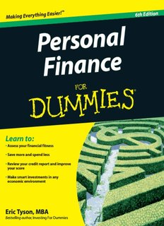 Personal Finance for Dummies.pdf
