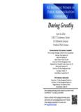 Daring Greatly - icma.org