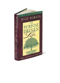 The Purpose Driven Life.pdf