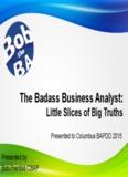 Badass BA Columbus PDF