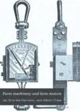 Farm machinery and farm motors