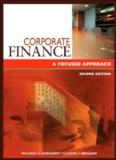 An Overview of Corporate Finance and the Financial Environment