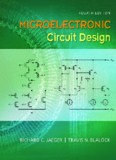 Microelectronic Circuit Design 4th Edition