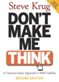 Don't Make Me Think: A Common Sense Approach to - web-profile