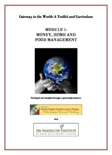 Module 1 MONEY, HOME AND FOOD MANAGEMENT.pdf