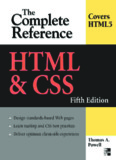 HTML & CSS: The Complete Reference, Fifth Edition - PDFiles.COM