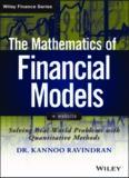 The Mathematics of Financial Models + Website