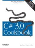 C# 3.0 Cookbook - Nigel Griffin's Blog