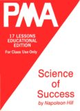 Hill-Napoleon-PMA-Science-of-Success