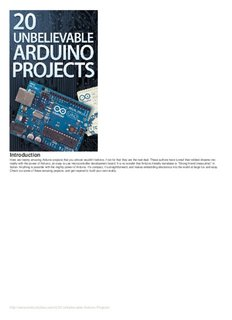 20 Unbelievable Arduino Projects - NFI: Industrial Automation