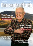 Concepts of Faith 2013 2nd Quarter Issue - Charles Capps Ministries