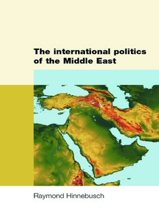 The international politics of the Middle East ( ebfinder.com ).pdf