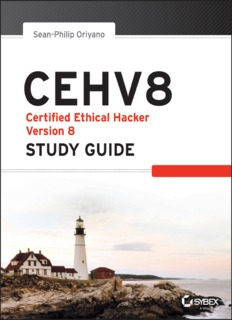 Certified Ethical Hacker Version 8