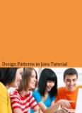 Design Patterns in Java Tutorial - Tutorials for IPv4, E-Commerce