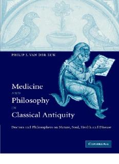 Medicine and philosophy.pdf