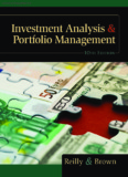 Investment Analysis and Portfolio Management, 10th ed.