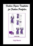 The Fashion Portfolio© Fashion Figure Templates