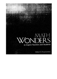 maths wonders.p65 - Arvind Gupta