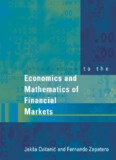 Math. Econ of the Financial Markets
