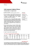 Life Insurance Industry Primer - Little Investment Bankers of Rutgers