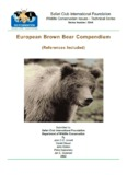 European Brown Bear Compendium.pdf - Scandinavian Brown Bear